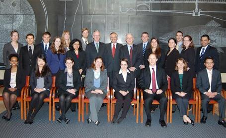 2012 Winter Fellows